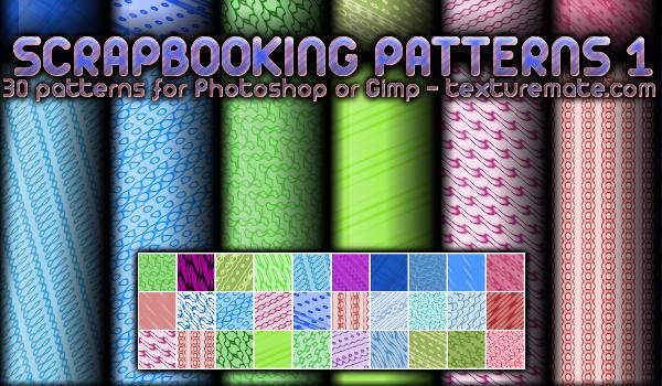 Scrapbooking Patterns