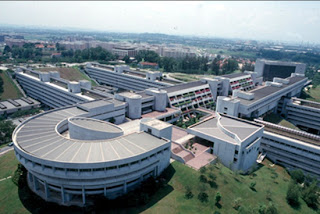 NTU Nanyang Technological University SIngapore campus and Master Msc in financial engineering and quantitative fields