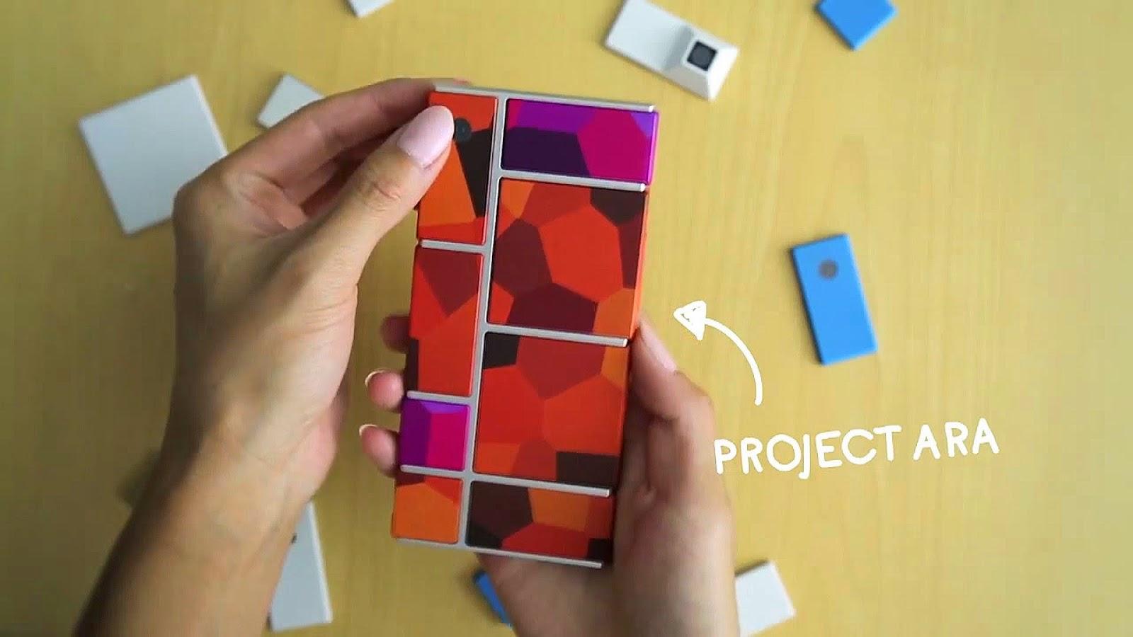 Project Ara H