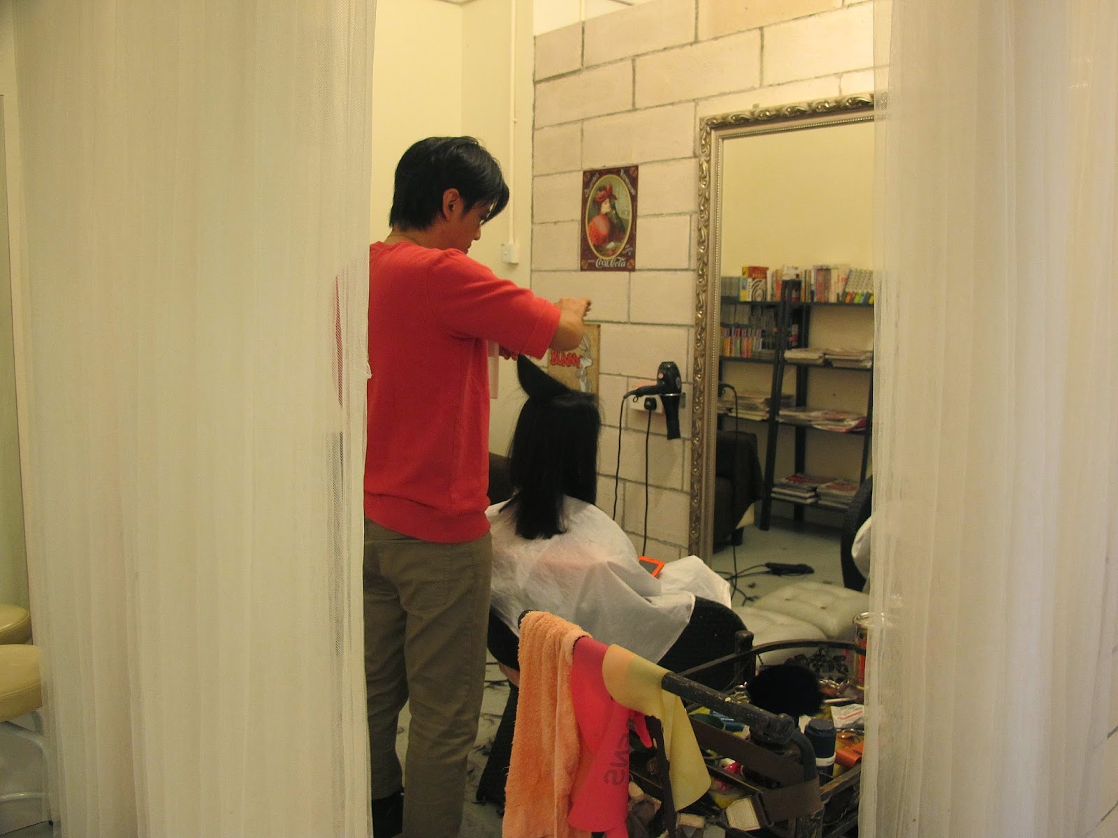 Hair Salon Private Room