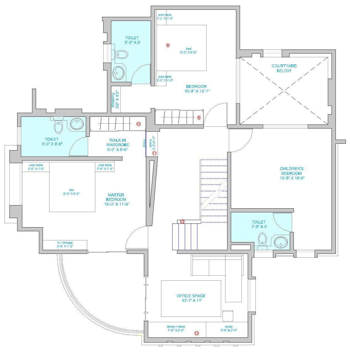 100 l shaped bungalow floor plans l shaped house for L shaped apartment floor plans