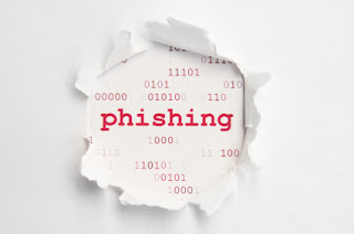 Avoid Email Phishing Scams try to seal Financial Information.
