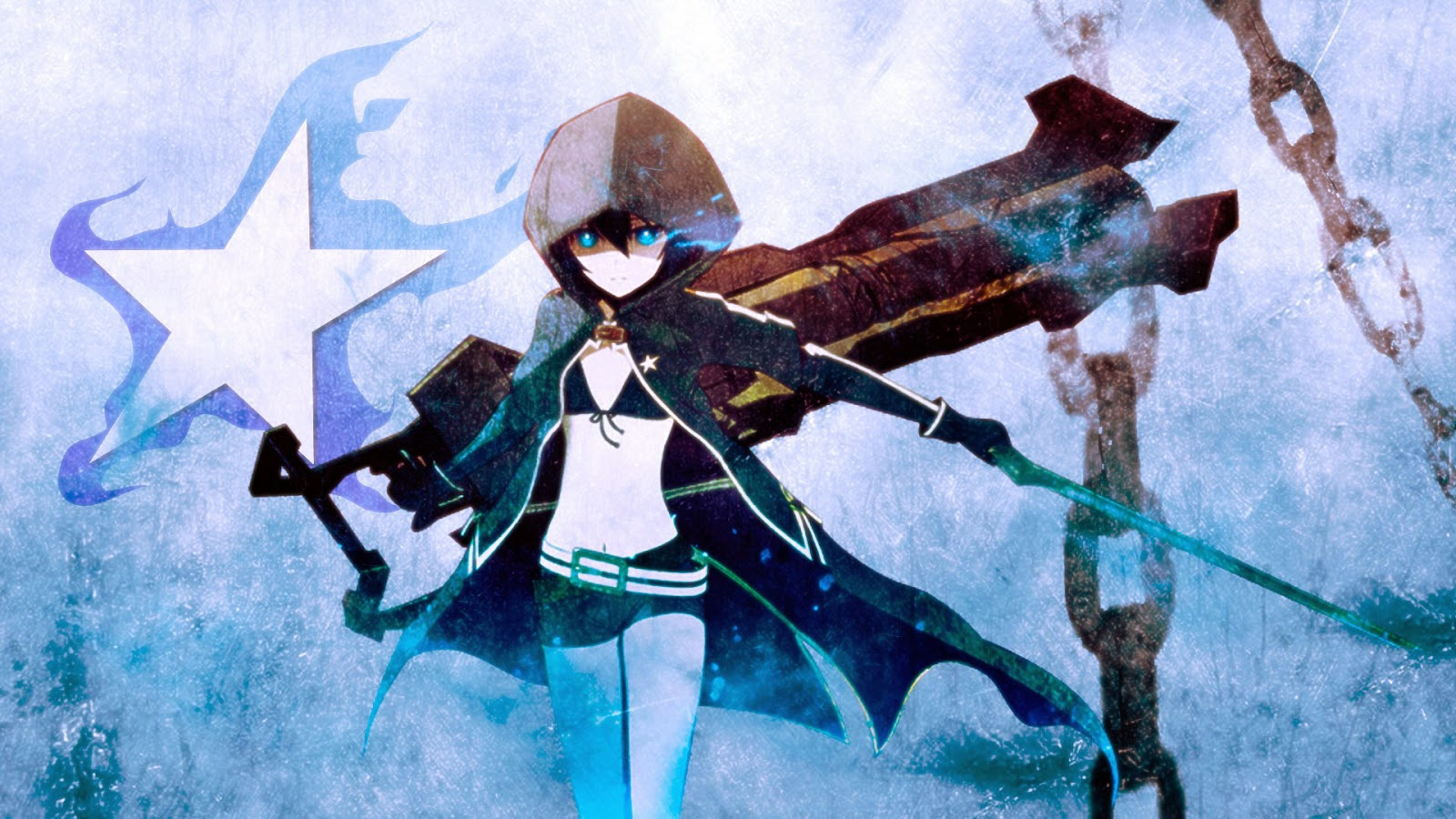 Black Rock Shooter Ost Collection