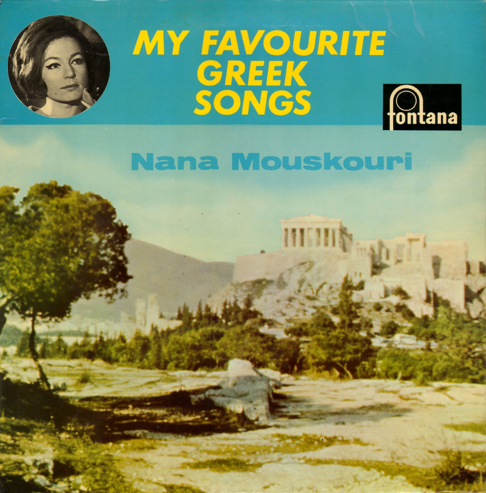 Nana Mouskouri Songs Of My Country Www Brownsearle Com