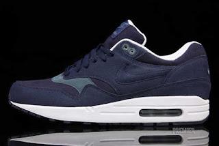 Nike Air Max 1 Dark Blue