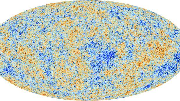 El Universo no tiene ninguna dirección