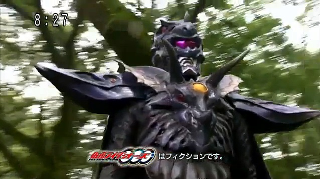 Kamen Rider OOO Episode 45 Preview - JEFusion