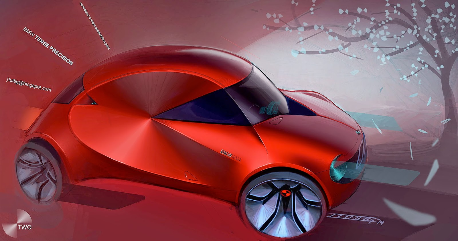 Design of car jack - Bmw Tense Precision Part 2
