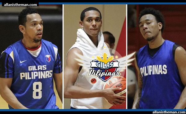 Gilas Pilipinas' Calvin Abueva, Jayson Castro, Jordan Clarkson reincarnate Pinatubo Trio