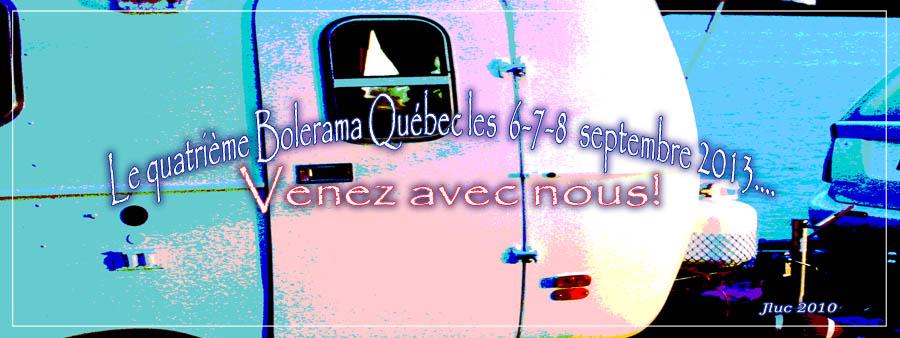Bolerama Quebec 2013
