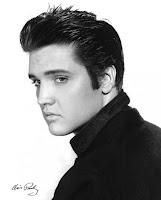 Biodata    Nama Lengkap : Elvis Aaron Presley  Nama Populer : Elvis Presley  Tempat Lahir :Tupelo, Mississippi, Amerika Serikat  Tanggal lahir : 8 Januari 1935  Tempat Meninggal :Memphis, Tennessee, Amerika Serikat  Tanggal Meninggal : 16 Agustus 1977  Profesi :Penyanyi rock 'n' roll legendaris  Kebangsaan : Amerika Serikat Biografi  Ada masa kejayaannya, konser-konser Elvis dihadiri penggemarnya (kebanyakan remaja) dalam jumlah yang sangat besar. Gaya, sifat, serta cara berpakaiannya menjadi simbol bagi musik rock 'n roll dan banyak ditiru penggemarnya. Bahkan 4000 remaja Inggris menahbiskan Elvis sebagai raja trendsetter tata rambut sepanjang zaman.  Awal perkenalan Elvis dengan dunia rekaman di mulai saat musim panas 1953. Elvis membayar US$3,98 untuk merekam dua buah lagu di perusahaan Sun Studios sebagai hadiah ulang tahun bagi ibunya. Pendiri Sun, Sam Phillips, tertarik pada suaranya dan memanggilnya pada Juni 1954 untuk mengisi posisi penyanyi ballad yang sedang kosong.  Tahun 1956 merupakan awal karir Elvis sebagai penyanyi profesional. Tanggal 27 Januari Elvis merilis single pertamanya Heartbreak Hotel, dibawah label RCA Victor Records. Tanggal 23 Maret, RCA merilis album pertama Elvis , bertajuk: ELVIS PRESLEY.  Pada tahun yang sama, 16 November, film pertama Elvis, LOVE ME TENDER, diluncurkan. Film ini menuai banyak kritik, namun mendapat angka penjualan yang sangat baik. Secara keseluruhan Elvis tampil dalam 31 judul film. Hasil penjualan album perdana Elvis meledak menjelang akhir 1950-an dengan hit-hitnya, antara  lain All Shook Up, (Let me be your) Teddy Bear dan I