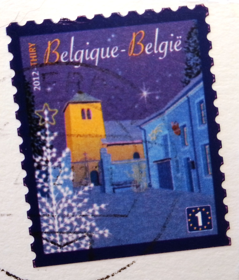 Belgio Christmas & New Year 2012 Europe
