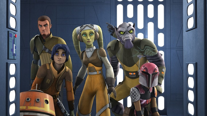 the rebel crew returns to disney xd saturday 3 october 2015 in the