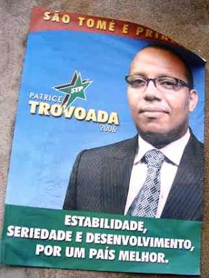 São Tomé e Príncipe: USOS E ABUSOS DO GOVERNO DE PATRICE TROVOADA