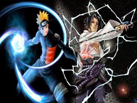gambar naruto sasuke