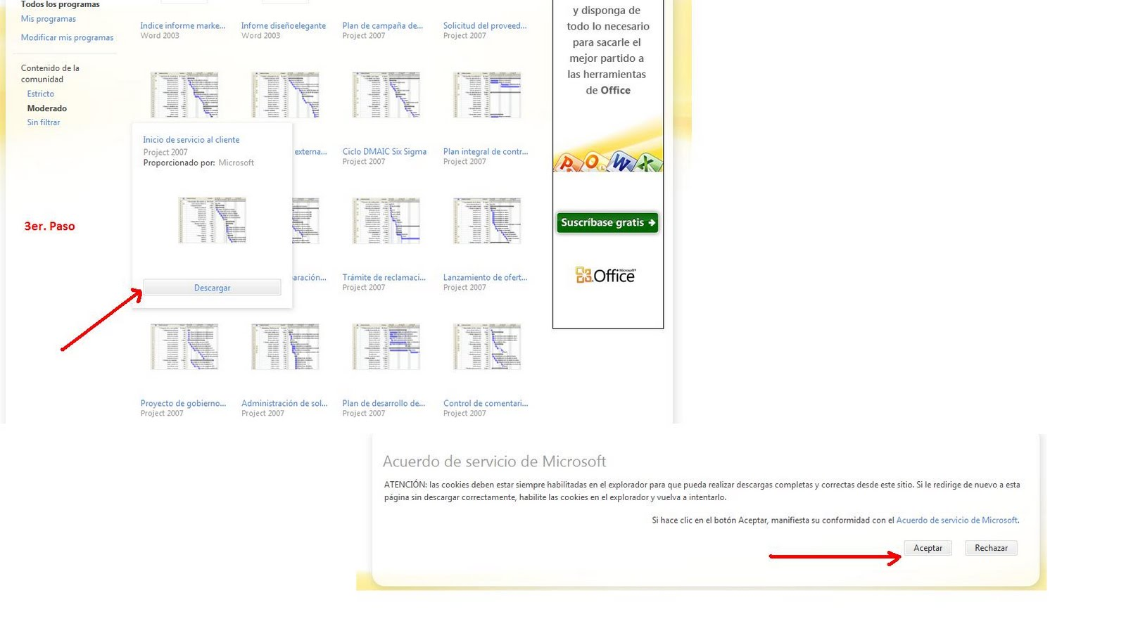 SOLUCIONES TECNICAS - INFORMATICA DE USUARIO: febrero 2011