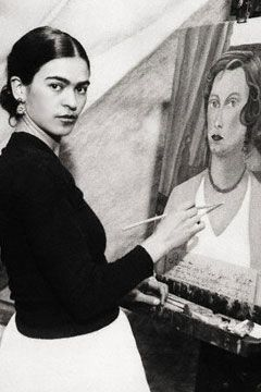 A wonderful blog about Frida.....
