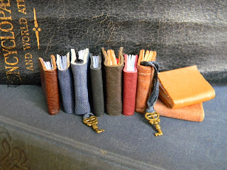 Handmade Book brooches £9