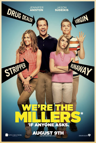 We're the Millers (BRRip FULL HD Extended Inglés Subtitulada)