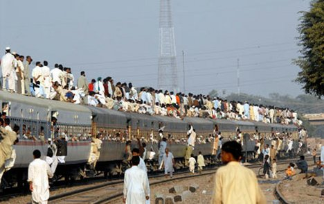 book review of train to pakistan Discover the latest and breaking bookshelf news from the wall street journal dow jones, a news corp company  book review: the perils of a pathfinder.