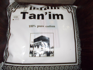 IHRAM DEWASA Q1 RM 130.00