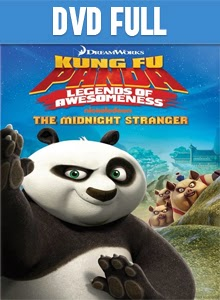 Kung Fu Panda The Midnight Stranger DVDR Full Latino