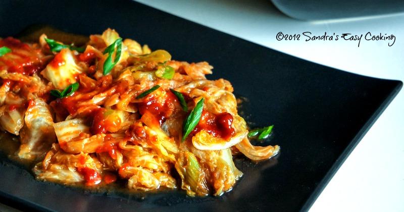 kimchi/kimchee