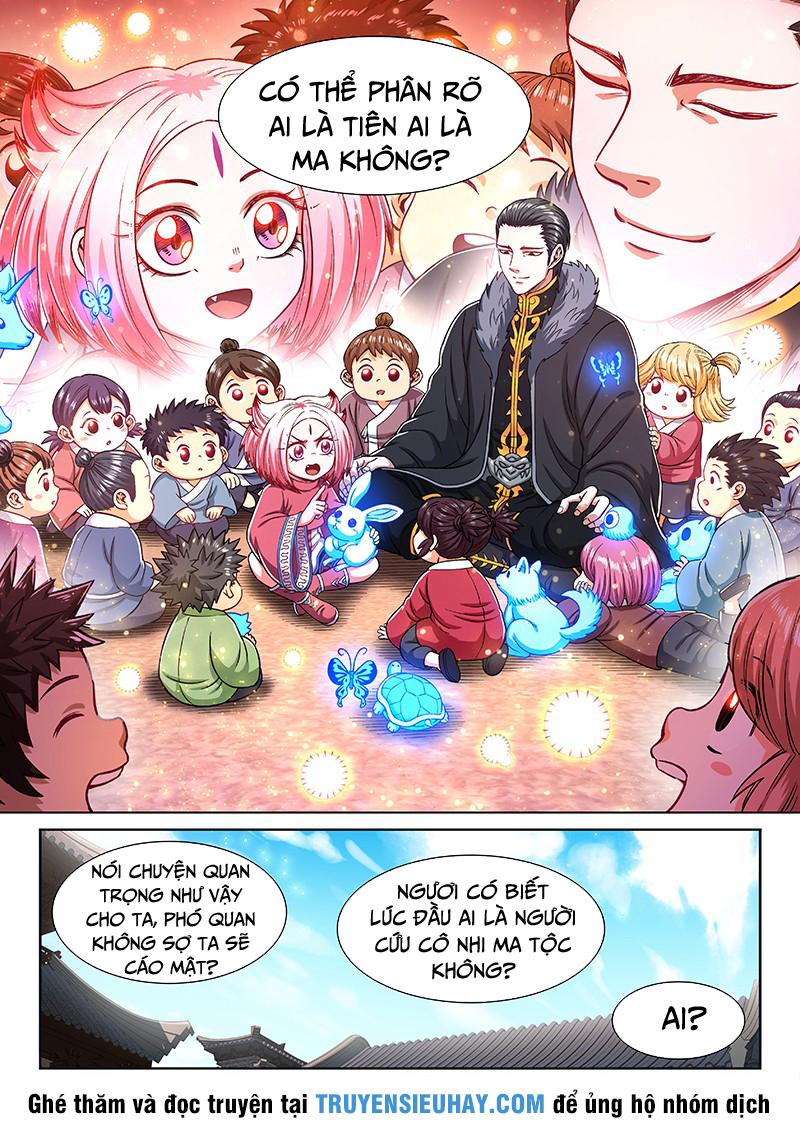 Ta Là Đại Thần Tiên chap 220 - Trang 16