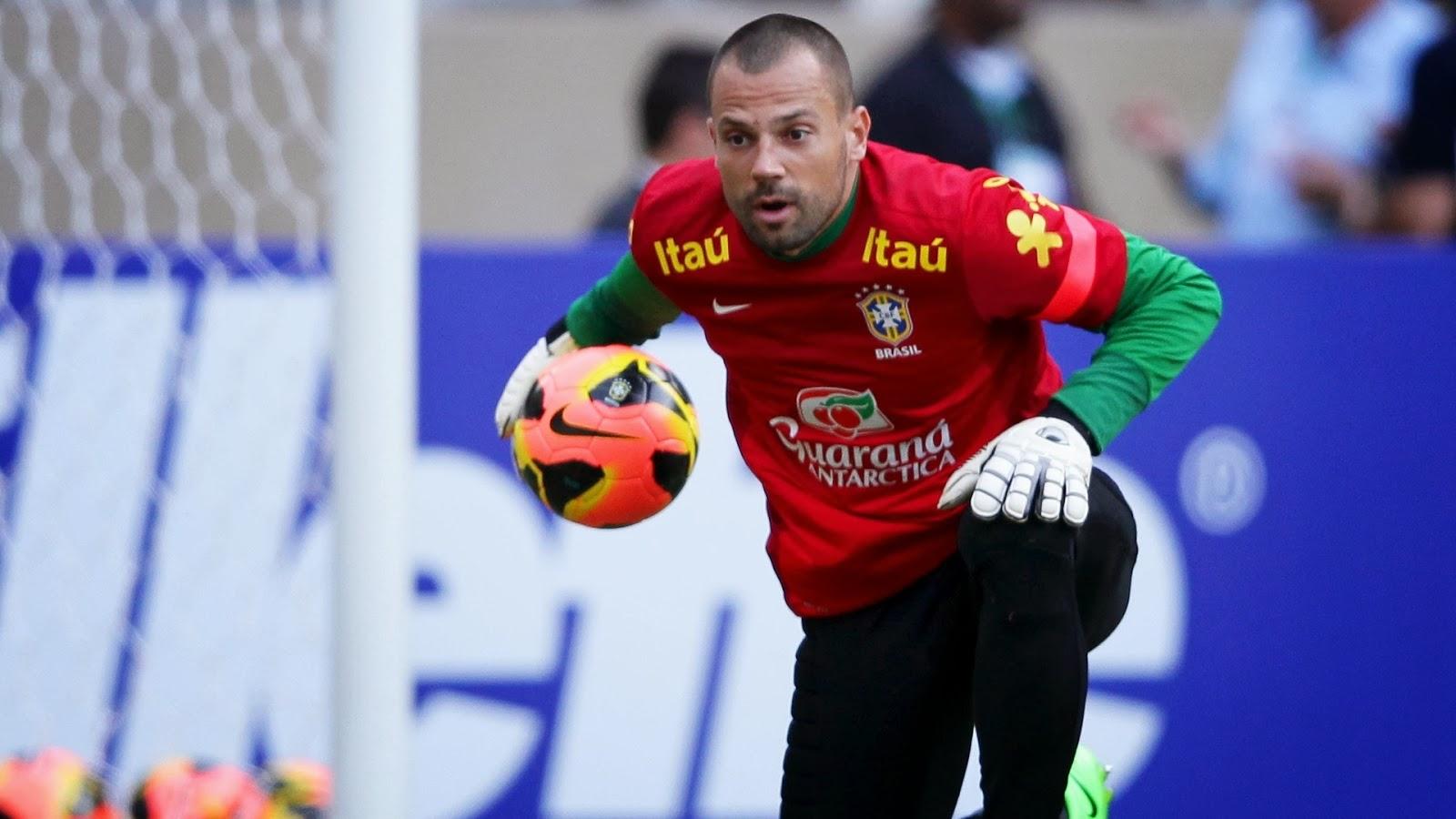 São Paulo garante que não existe hipótese de contratar Diego Cavalieri em 2015