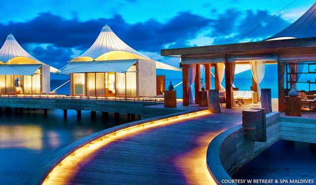 Freestyle Holidays offers a $12,000 Maldives holiday