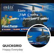 AMARA PG 25000  POND PUMP