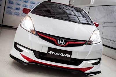 ชุดแต่ง Modulo Honda Jazz