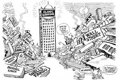 pieniądze, kredyt społeczny, banki, dług, kryzys gospodarczy, bankowość islamska