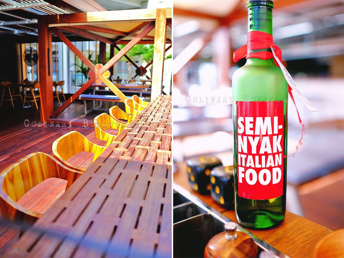Seminyak Italian at Double Six Luxury Hotel