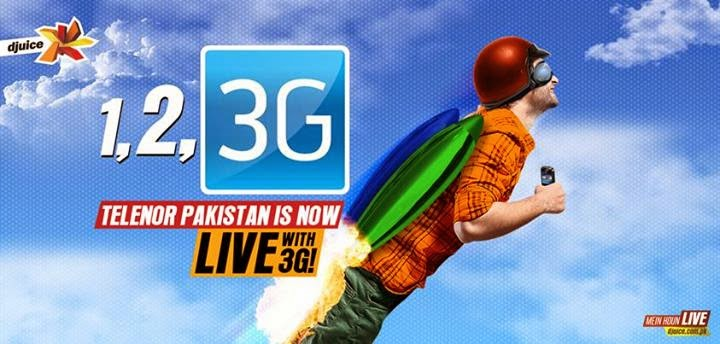 Telenor Pakistan, with the commercial launch of 3G services, today ...