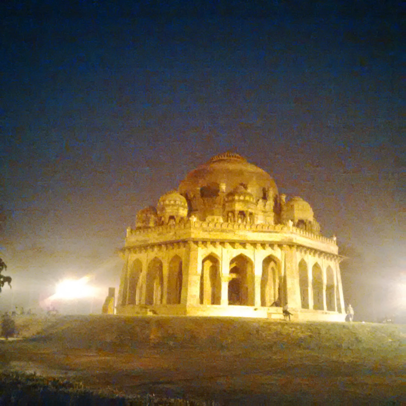 As Good As It Gets The Serenity Of Lodhi Garden Delhi