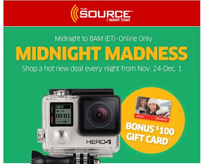 The Source Midnight Madness