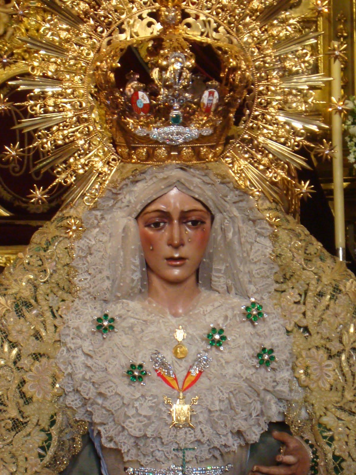 ... Municipal de Rota en la Basílica de la Macarena el día 12 de enero
