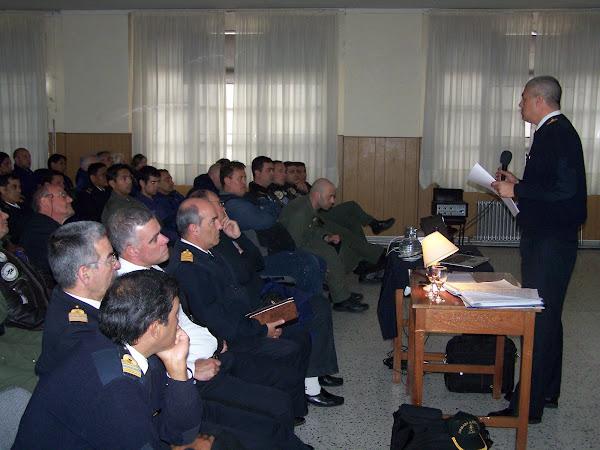 Ciclo de clases y conferencias en la FAE3