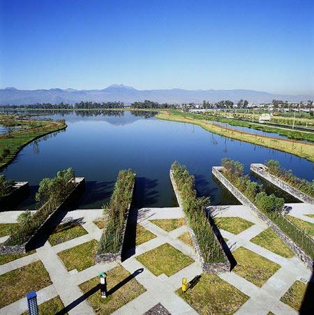 Arq de paisaje facultad de arquitectura unam octubre 2014 for Arquitectura del paisaje