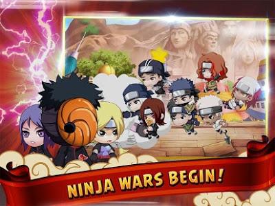 Download Game Unduh Ninja Heroes Apk V1 7 7 Mega Mod Gold Update