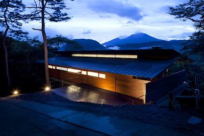 Rumah Panggung Ala Jepang