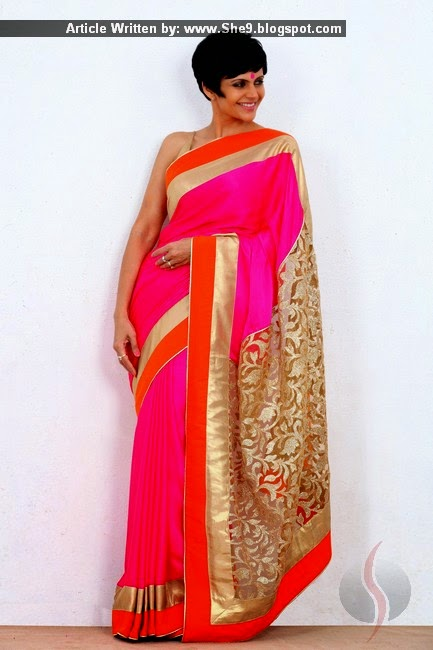 New Formal Saree Designs
