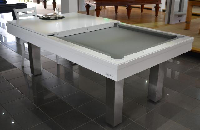 Table billard transformable prix for Table de salle a manger et billard