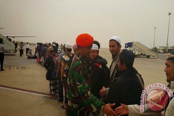 1.036 WNI sudah diungsikan dari Yaman
