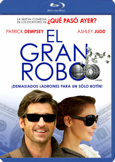 Flypaper, BRrip-XviD, Español Latino, 2011