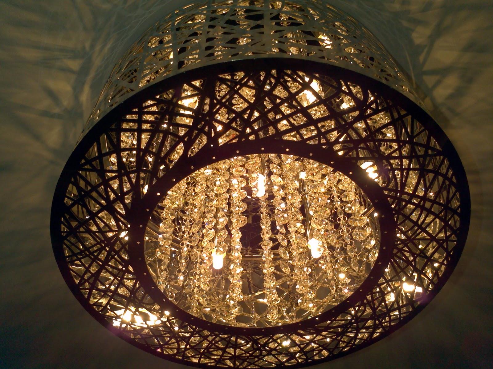 JWS Interiors Gorgeous Lighting