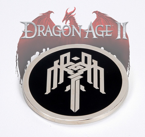 Epic Weapons Dragon Age 2 Coasters