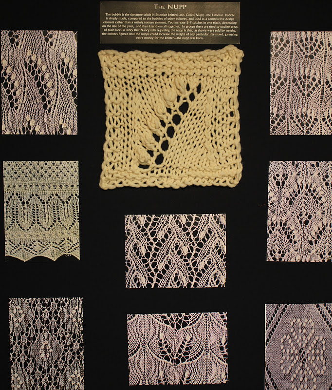 The Flitter Knitter Knitted Lace Of Estonia