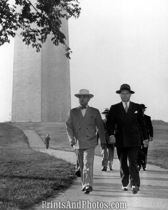 President Truman Secret Service- SAIC Jim Rowley